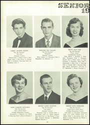 Page 14, 1954 Edition, South Fork High School - Treasure Chest Yearbook (Winston Salem, NC) online yearbook collection