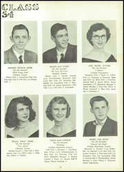 Page 15, 1954 Edition, South Fork High School - Treasure Chest Yearbook (Winston Salem, NC) online yearbook collection