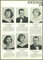 Page 16, 1954 Edition, South Fork High School - Treasure Chest Yearbook (Winston Salem, NC) online yearbook collection