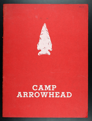 1957 Edition, Camp Arrowhead - Yearbook (Tuxedo, NC)