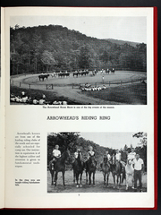 Page 11, 1957 Edition, Camp Arrowhead - Yearbook (Tuxedo, NC) online yearbook collection