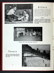 Page 12, 1957 Edition, Camp Arrowhead - Yearbook (Tuxedo, NC) online yearbook collection