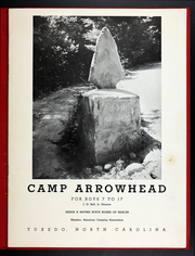 Page 3, 1957 Edition, Camp Arrowhead - Yearbook (Tuxedo, NC) online yearbook collection