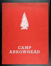 1961 Edition, Camp Arrowhead - Yearbook (Tuxedo, NC)