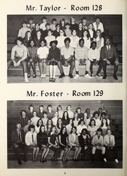 Page 10, 1971 Edition, Aycock Junior High School - Yearbook (Raleigh, NC) online yearbook collection
