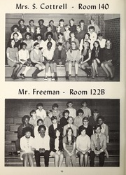 Page 12, 1971 Edition, Aycock Junior High School - Yearbook (Raleigh, NC) online yearbook collection