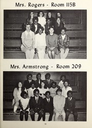 Page 15, 1971 Edition, Aycock Junior High School - Yearbook (Raleigh, NC) online yearbook collection