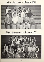 Page 17, 1971 Edition, Aycock Junior High School - Yearbook (Raleigh, NC) online yearbook collection
