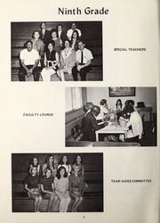 Page 6, 1971 Edition, Aycock Junior High School - Yearbook (Raleigh, NC) online yearbook collection