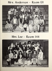 Page 9, 1971 Edition, Aycock Junior High School - Yearbook (Raleigh, NC) online yearbook collection
