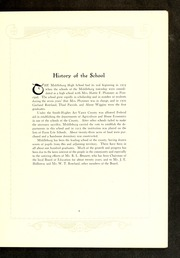 Page 13, 1926 Edition, Middleburg High School - Carrier Yearbook (Middleburg, NC) online yearbook collection