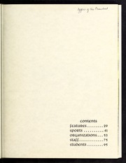 Page 3, 1970 Edition, Wilkes Community College - Cougar Yearbook (Wilkesboro, NC) online yearbook collection