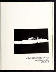 Page 5, 1970 Edition, Wilkes Community College - Cougar Yearbook (Wilkesboro, NC) online yearbook collection