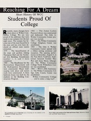 Page 8, 1988 Edition, Wilkes Community College - Cougar Yearbook (Wilkesboro, NC) online yearbook collection