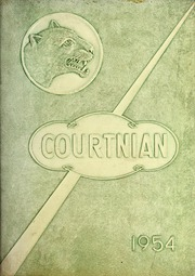 Page 1, 1954 Edition, Courtney High School - Courtnian Yearbook (Yadkinville, NC) online yearbook collection