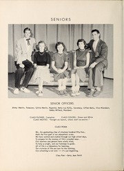 Page 10, 1954 Edition, Courtney High School - Courtnian Yearbook (Yadkinville, NC) online yearbook collection