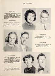 Page 11, 1954 Edition, Courtney High School - Courtnian Yearbook (Yadkinville, NC) online yearbook collection