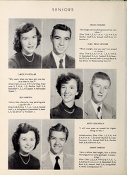 Page 12, 1954 Edition, Courtney High School - Courtnian Yearbook (Yadkinville, NC) online yearbook collection