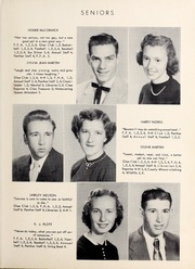 Page 13, 1954 Edition, Courtney High School - Courtnian Yearbook (Yadkinville, NC) online yearbook collection