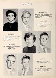 Page 14, 1954 Edition, Courtney High School - Courtnian Yearbook (Yadkinville, NC) online yearbook collection
