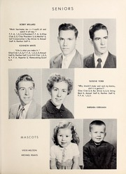 Page 15, 1954 Edition, Courtney High School - Courtnian Yearbook (Yadkinville, NC) online yearbook collection