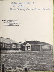 Page 3, 1954 Edition, Courtney High School - Courtnian Yearbook (Yadkinville, NC) online yearbook collection