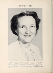 Page 6, 1954 Edition, Courtney High School - Courtnian Yearbook (Yadkinville, NC) online yearbook collection