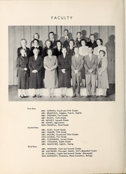 Page 8, 1954 Edition, Courtney High School - Courtnian Yearbook (Yadkinville, NC) online yearbook collection