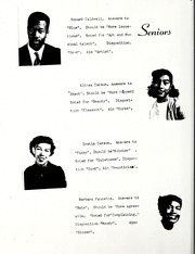 Page 10, 1951 Edition, Hudgins High School - Crusader Yearbook (Marion, NC) online yearbook collection