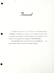 Page 4, 1951 Edition, Hudgins High School - Crusader Yearbook (Marion, NC) online yearbook collection