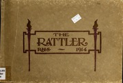 1914 Edition, Raleigh High School - Rattler Yearbook (Raleigh, NC)