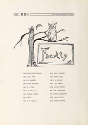 Page 10, 1920 Edition, Raleigh High School - Rattler Yearbook (Raleigh, NC) online yearbook collection