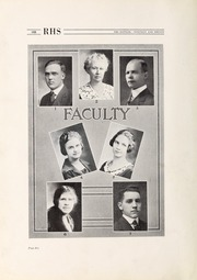 Page 12, 1920 Edition, Raleigh High School - Rattler Yearbook (Raleigh, NC) online yearbook collection