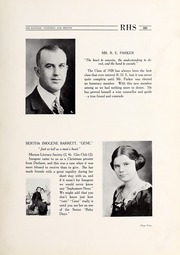 Page 15, 1920 Edition, Raleigh High School - Rattler Yearbook (Raleigh, NC) online yearbook collection