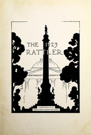 Page 7, 1923 Edition, Raleigh High School - Rattler Yearbook (Raleigh, NC) online yearbook collection