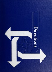 1971 Edition, Robeson Community College - Directions Yearbook (Lumberton, NC)