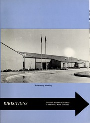 Page 5, 1976 Edition, Robeson Community College - Directions Yearbook (Lumberton, NC) online yearbook collection