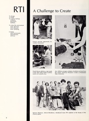 Page 12, 1979 Edition, Robeson Community College - Directions Yearbook (Lumberton, NC) online yearbook collection