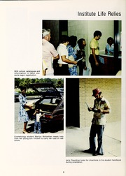 Page 12, 1980 Edition, Robeson Community College - Directions Yearbook (Lumberton, NC) online yearbook collection
