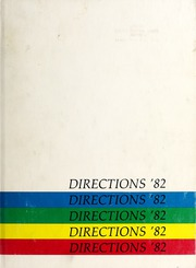 Page 1, 1982 Edition, Robeson Community College - Directions Yearbook (Lumberton, NC) online yearbook collection