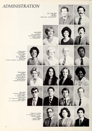 Page 8, 1982 Edition, Robeson Community College - Directions Yearbook (Lumberton, NC) online yearbook collection