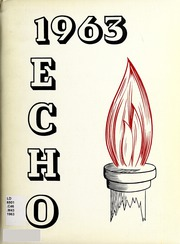 1963 Edition, Central Piedmont Community College - Echo Yearbook (Charlotte, NC)