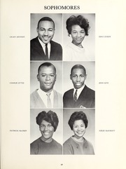 Page 73, 1964 Edition, Central Piedmont Community College - Echo Yearbook (Charlotte, NC) online yearbook collection