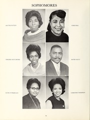 Page 74, 1964 Edition, Central Piedmont Community College - Echo Yearbook (Charlotte, NC) online yearbook collection