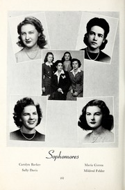 Page 10, 1945 Edition, St Genevieve of the Pines Junior College - Echo Yearbook (Asheville, NC) online yearbook collection
