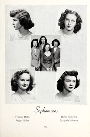 Page 11, 1945 Edition, St Genevieve of the Pines Junior College - Echo Yearbook (Asheville, NC) online yearbook collection