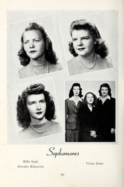 Page 12, 1945 Edition, St Genevieve of the Pines Junior College - Echo Yearbook (Asheville, NC) online yearbook collection