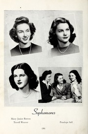 Page 14, 1945 Edition, St Genevieve of the Pines Junior College - Echo Yearbook (Asheville, NC) online yearbook collection