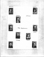 Page 12, 1941 Edition, Francisco High School - Franciscan Yearbook (Francisco, NC) online yearbook collection