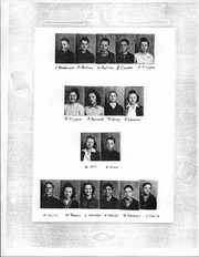Page 14, 1941 Edition, Francisco High School - Franciscan Yearbook (Francisco, NC) online yearbook collection